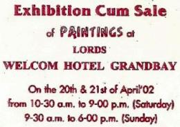2002 ArtWorks Exhibition